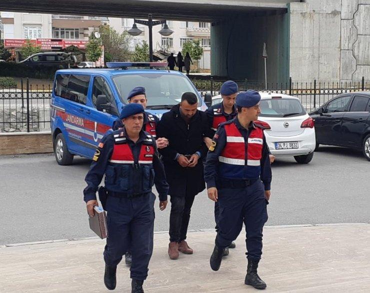 31 güvenlik kamerası incelendi, akaryakıt hırsızı yakalandı