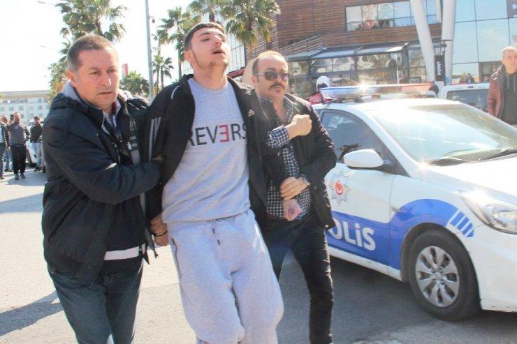 İzmir'deki AVM'yi pompalıyla basmıştı, sebebi belli oldu