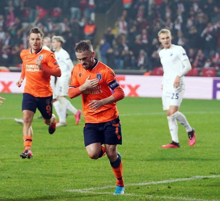 Visca, Avrupa'da 13 gole ulaştı
