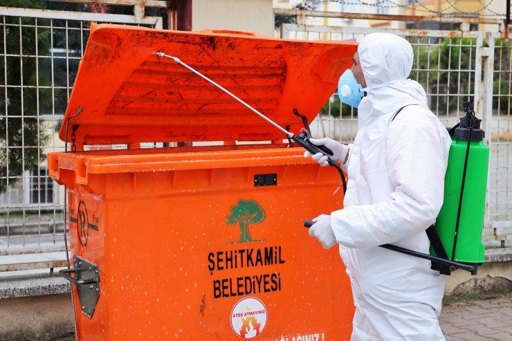 Gaziantep, Şanlıurfa ve Kahramanmaraş'ta koronavirüs tedbirleri