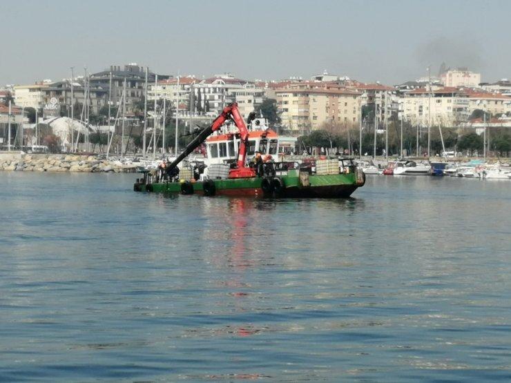 Küçükyalı'daki marinada vatandaşın teknelerine tahliye kararı