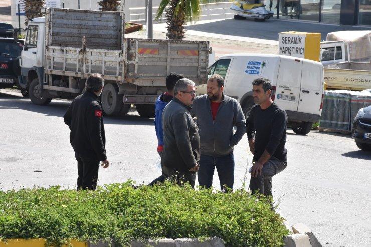 Muğla'da motosikletle kamyon çarpıştı: 1 ölü