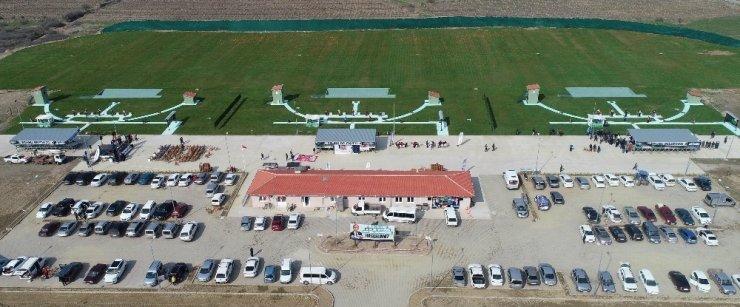 Salihli Belediyesi 2. Trap Grand Prix düzenliyor