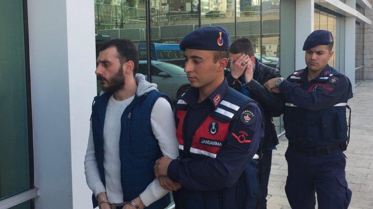 Samsun'da uyuşturucu operasyonunda 3 şüpheli tutuklandı