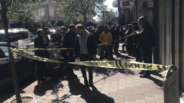 İstanbul Seyrantepe'de silahlı saldırı dehşeti