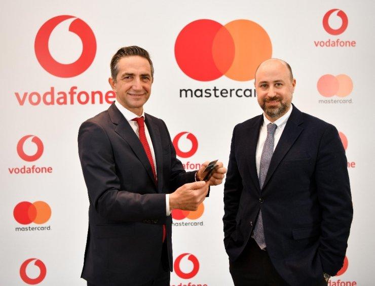 Vodafone ve Masterpass'tan telekomünikasyon sektörü için işbirliği