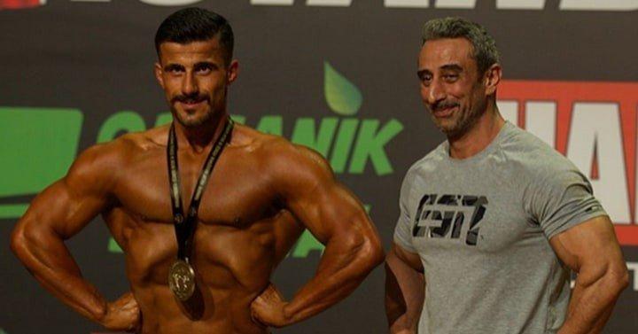 Zonguldaklı sporcular, Bodybuilding kategorisinde şampiyon oldu