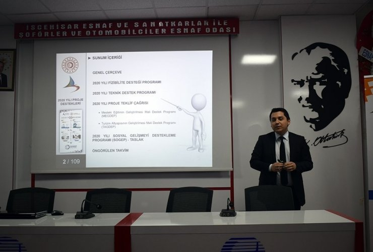 ZEKA 2020 mali destek programlarını açıkladı