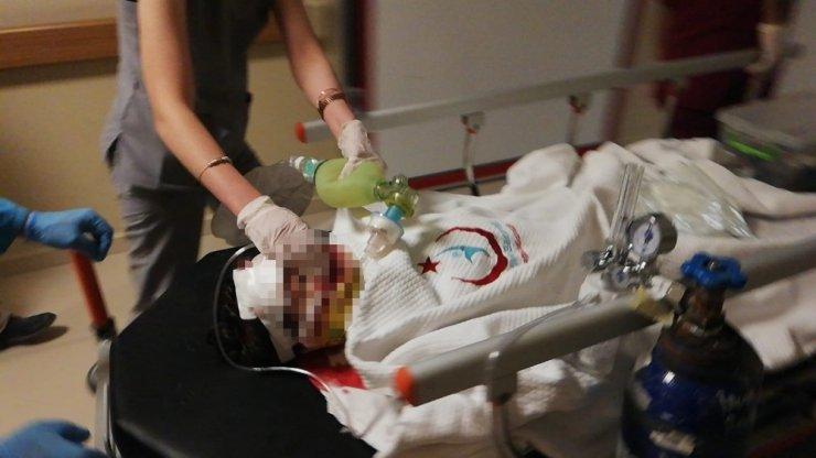 Pencereden düşen 2,5 yaşındaki çocuk hayatını kaybetti