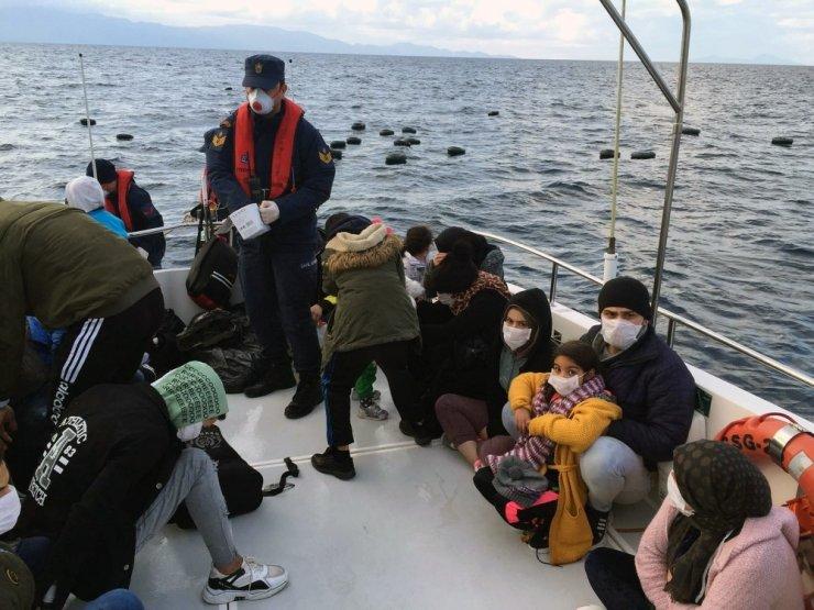 Sahil Güvenlikten deniz geçişlerine izin yok