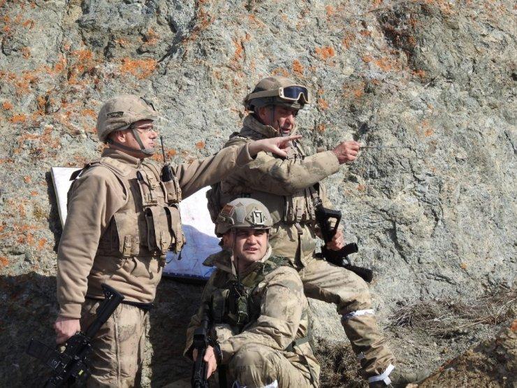 """""""Kapan-8 Ağrı Dağı-Çemçe-Madur Operasyonu"""" başlatıldı"""