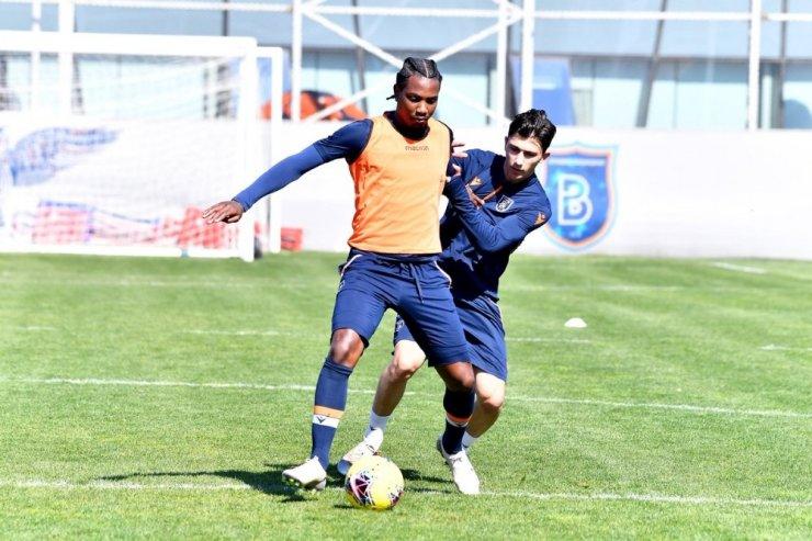 Başakşehir'de Trabzonspor mesaisi başladı