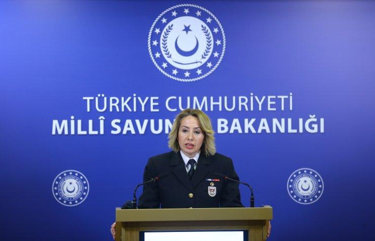 Milli Savunma Bakanlığı bilgilendirme toplantısı (1)