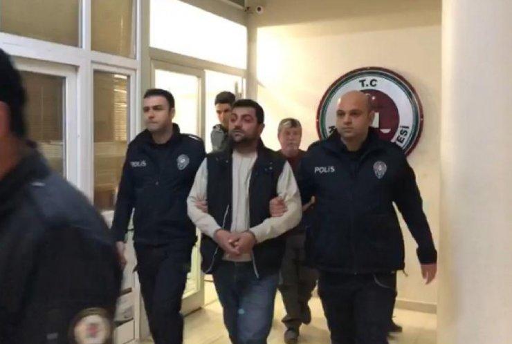 (Düzeltme) Göçmen kaçakçılarına 546 yıl hapis cezası