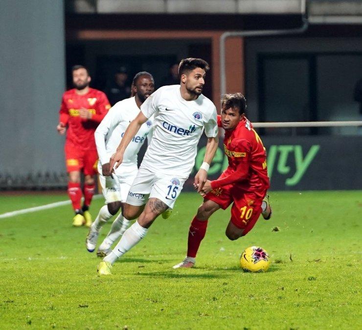 Süper Lig: Kasımpaşa: 2 - Göztepe: 0 (Maç sonucu)