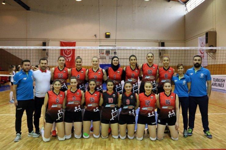 Kayseri OSB Teknik Koleji 1.Lig'de