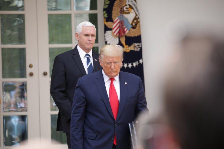 GÜNCELLEME - Trump, Kovid-19 nedeniyle