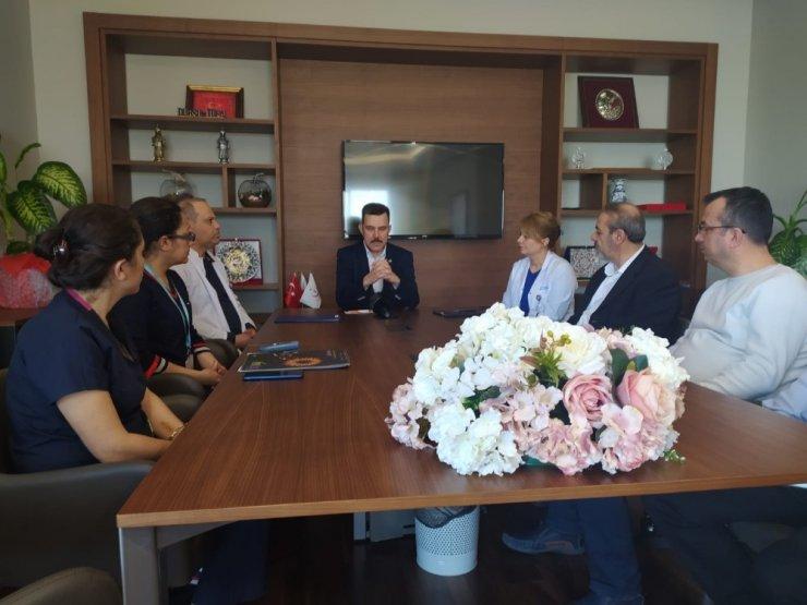 "Milletvekili Esgin: ""Bursa'da korona virüsü yok"""