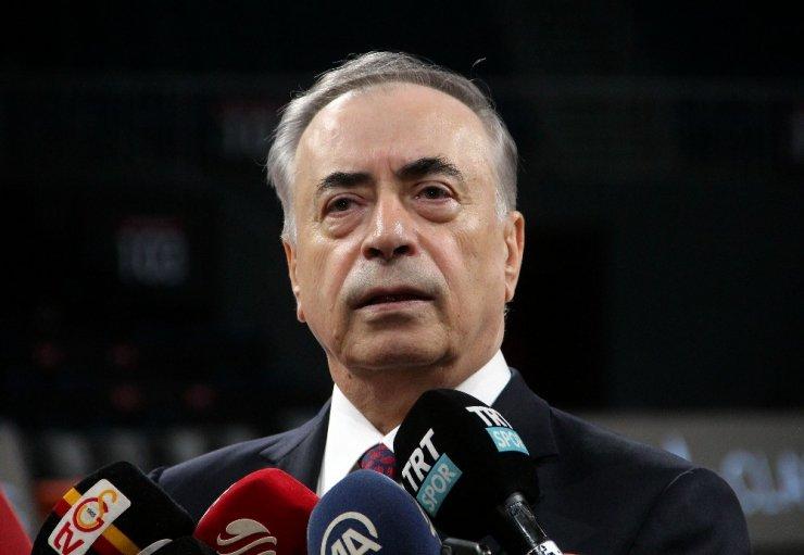 """Mustafa Cengiz: """"Oyuncumuz ateşlendi, TBF'ye bildirdik olumsuz yanıt aldık"""""""