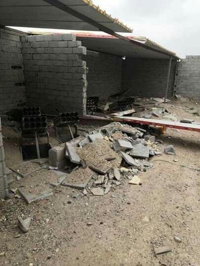 Bağdat'taki el-Taci üssüne bir haftada ikinci saldırı