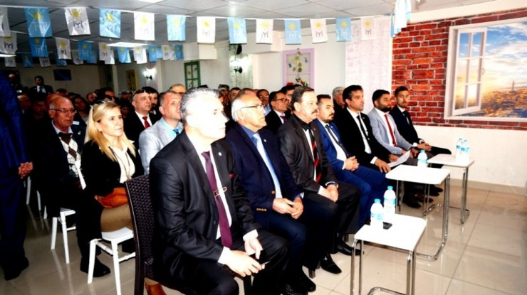 Sarıgöl İYİ Parti'de Adıgüzel dönemi