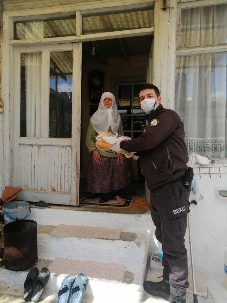 """Muğla Valisi Civelek: """"10 bin 372 ailenin ihtiyacı karşılandı"""""""