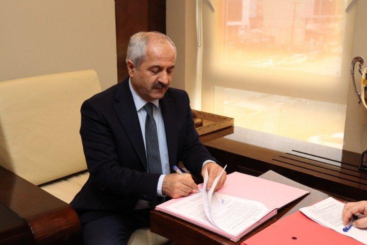 Gebze Belediyesi'nde toplu iş sözleşmesi imzalandı