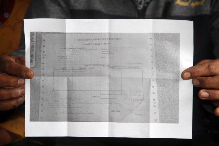 """Elazığ'da valinin cezasını iptal ettiği hurdacı: """"Bundan sonra dışarı çıkmayacağım"""""""