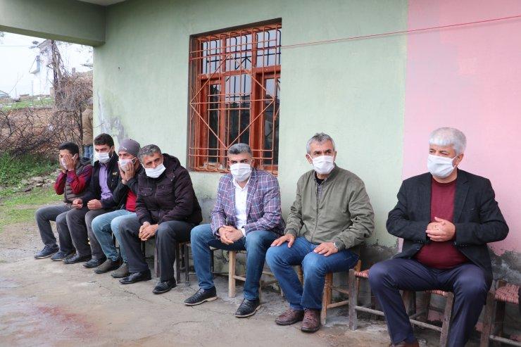 Kulp'taki şehit yakınlarından terör örgütü PKK'ya tepki