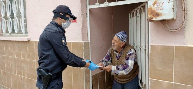 Ahmetli emniyeti yaşlıların emrinde