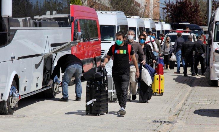 Bursa'da Karantinadaki 150 Kişi Evlerine Gönderildi