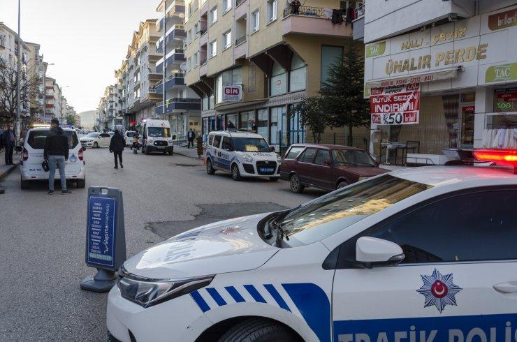 Ankara'da alacak verecek kavgası! Bir kişi öldü