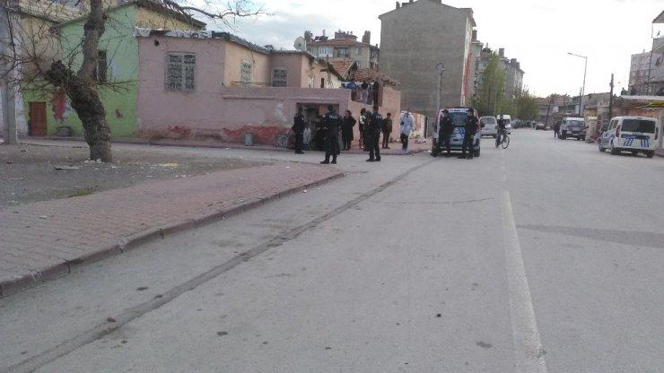 Konya'da ticari araçtan etrafa ateş açtılar: 5 yaralı