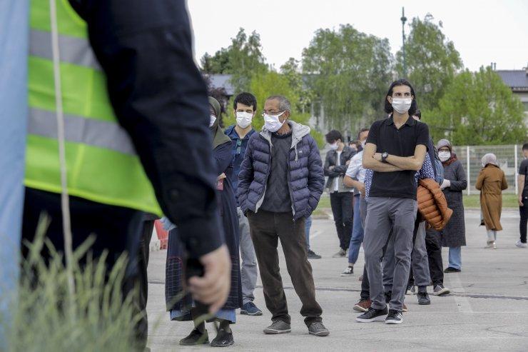 Büyük devlet böyle olur! Bosna Hersek, Hırvatistan ve Slovenya'daki vatandaşlar yurda dönüyor