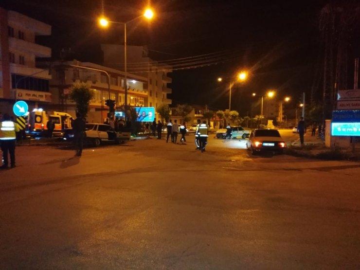 Osmaniye'de kaza! 5 kişi yaralandı