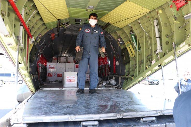 Türk Kızılay'dan Arnavutluk'a tıbbi yardım