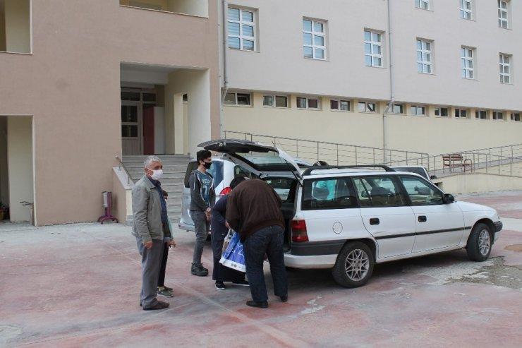 Kastamonu işi sıkı tutuyor! İstanbul'dan Tosya'ya gelen aile karantinada