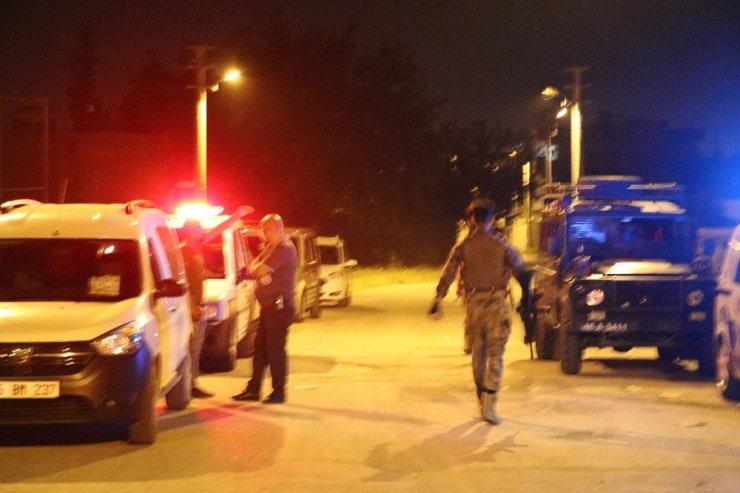 Çocuk kavgası ailelere sıçradı! 1 kişi silahla yaralandı