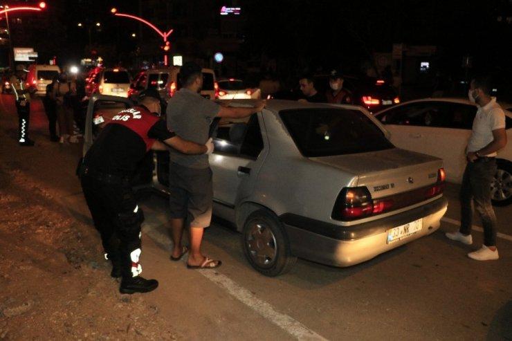 Bu görüntüler Adana'dan! Polisler ansızın ortaya çıktı
