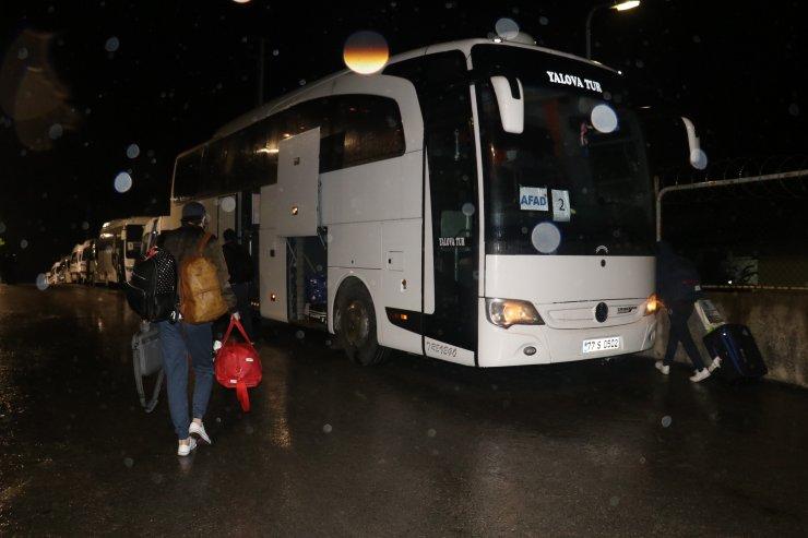 Karantinadaki 156 Kişi Evlere Döndü