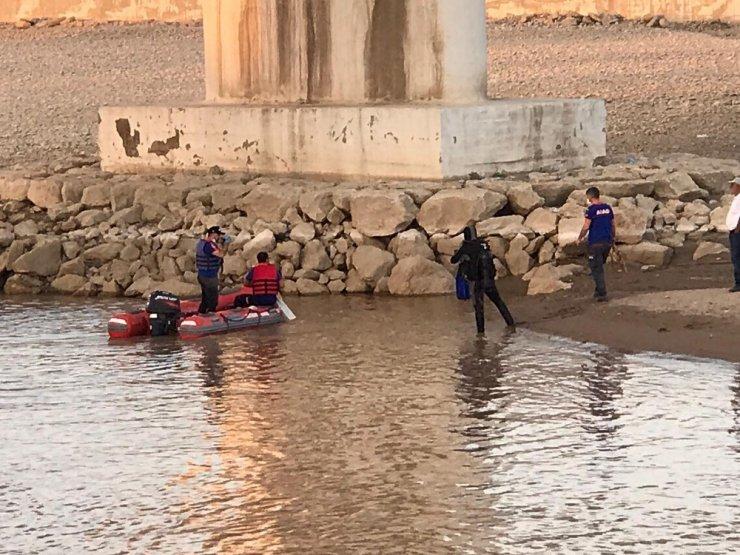 Batman çayında kaybolan Suriyeli çocuğun cesedine ulaşıldı