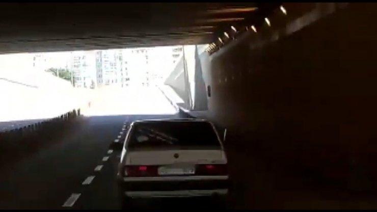 Konya'da drift yapan sürücüye araba parası kadar ceza kesildi