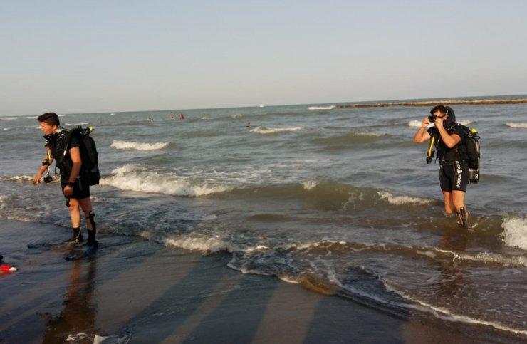 Adana'da denizde kaybolan çocuğun cesedi bulundu