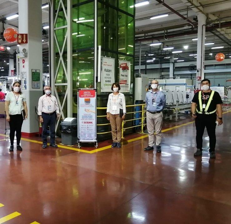 Çin'in Türkiye'deki en büyük rakiplerinden biri daha güvenli üretim belgesini aldı