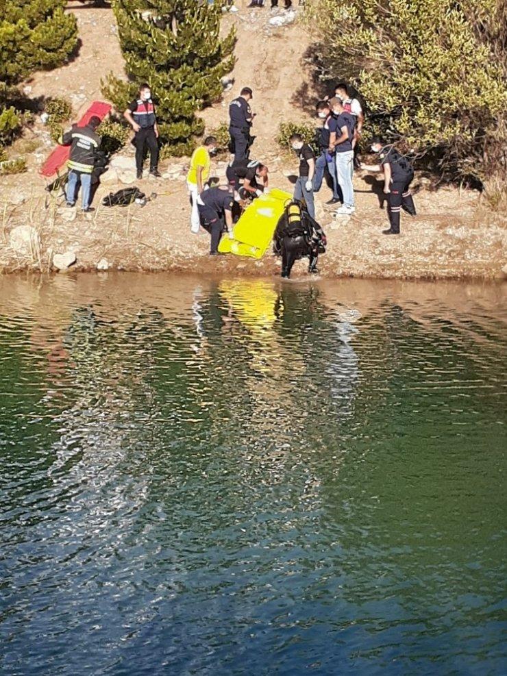 Konya'dan acı haber! 17 yaşındaki genç barajda boğuldu