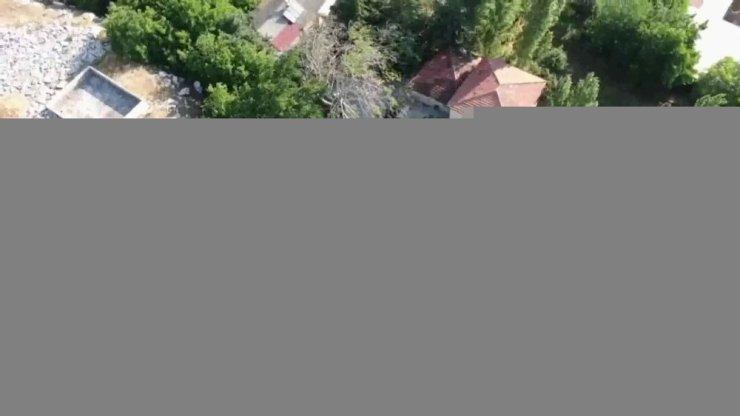 3 ayrı suçtan aranıyordu! Drone destekli operasyonla yakalandı