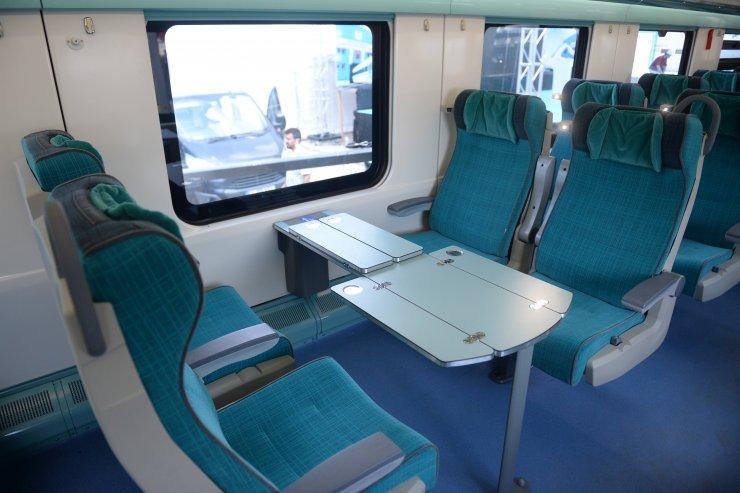 Milli elektrikli tren testte! Türkiye raylı sistem aracı üretiminde merkez olacak