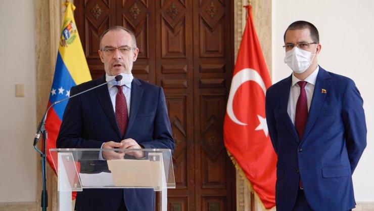 Anlaşma onaylandı! Türkiye ve Venezuela ekonomileri birbirlerini tamamlayacak
