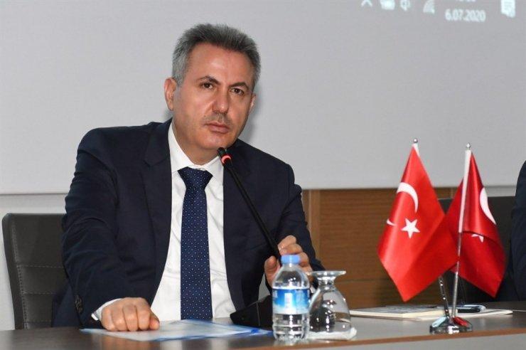 Adana'da yatırımlar için kesenin ağzı açıldı