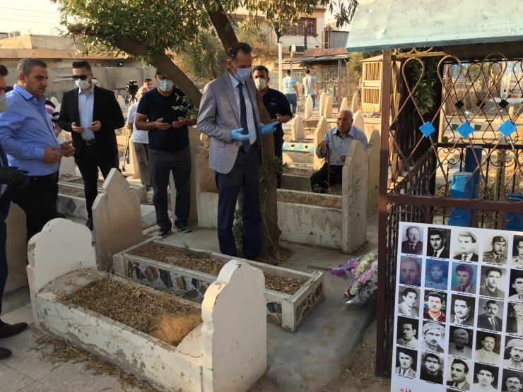 Kerkük Türkmenleri 61 yıl önceki katliamın kurbanlarını andı